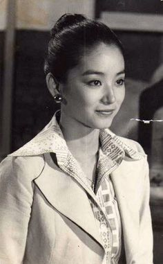 林青霞 Bridgette Lin - a retired actress from Taiwan & considered an icon in Chinese cinema