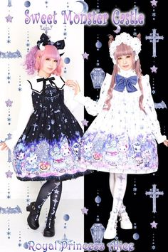 Lolita Wonderland, lolitahime:   Royal Princess Alice's Sweet Monster...