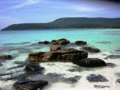 Southwestern Beach, Koh Rong, Cambodia - Best Travel Destination