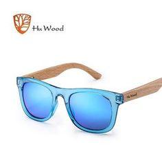 62ce8ebb18e5 Designer Children Wooden Multi-Color Sunglasses