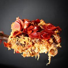 Paleo Baked Spaghetti plus 35 more Spaghetti Squash Recipes That Will Make You Drool!