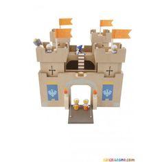 SEVI castello fortezza - Giochi e giocattoli in legno