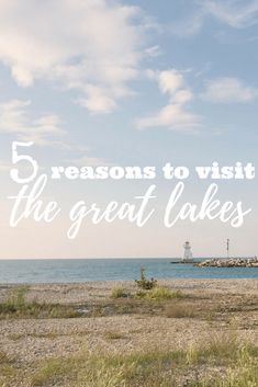 It is summer in Ontario and while some people are using their summer vacation to travel the world I always stay right at home. These are 5 Reasons to Visit The Great Lakes this summer #ontario #traveltips