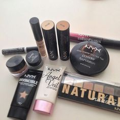 NYX makeup-absolutely love!