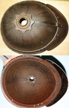 120 ken (plate) suji bachi kabuto.