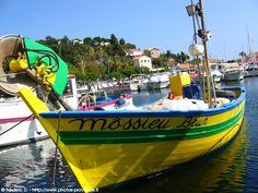 Les bateaux de Provence