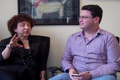 A conversation between Tammy Sachs, founder and CEO at Sachs Insights, and Tomer Sharon.
