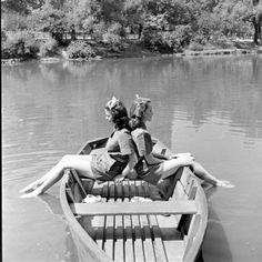 sail away #vintage #shorts #1940s