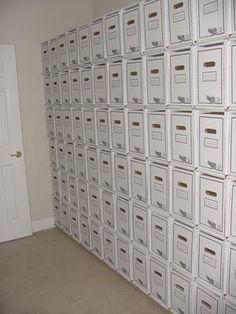 Comic Book Storage More