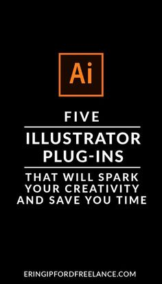 My favorite Illustrator Plug-ins that will save you time and spark your creativity!