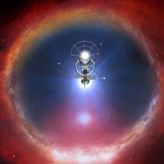 Relativistic Sky by William-Black.deviantart.com on @DeviantArt