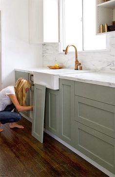 Poppytalk: 5 Opzioni aggiornare il tuo IKEA Armadi da cucina