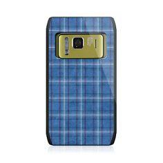 Blue Squares Nokia N8 Case