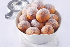 Doughnuts, Dog Food Recipes, Hamburger, Muffins, Peach, Bread, Fruit, Breakfast, Muffin