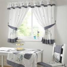 Best kitchen curtains fantastic curtain for kitchen decorating with best kitchen curtain designs ideas on home Kitchen Curtain Designs, Modern Kitchen Curtains, Window Curtain Designs, Small Window Curtains, Kitchen Window Valances, Kitchen Window Treatments, Curtain Styles, Home Curtains, Shabby Chic Kitchen