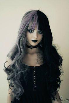Model/MUA: Sygin Choker Mystic Thread Lenses Eyetoeye.pl Welcome to Gothic and Amazing | www.gothicandamazing.com