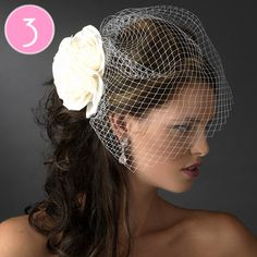 Wedding Trends: Return of Glamorous Old Hollywood Hair Accessories