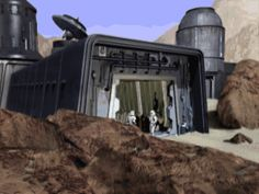 Star wars imperial base - Google Search