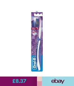 5620f05e9 Manual Toothbrushes Oral B Manual 3D Luxe Pro Flex Toothbrush  ebay   Fashion Straightener