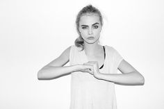 Cara Delevingne x Terry Richardson