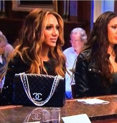 Melissa Gorga's Pearl Chanel Purse | Big Blonde Hair : Big Blonde Hair http://www.bigblondehair.com/real-housewives/rhonj/melissa-gorgas-pearl-chanel-purse/