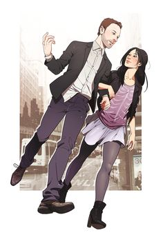 Elementary: Holmes and Watson