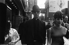 Hip Priest, Masterly Street photography, From The Book 'Paul McDonough New York Photographs Photography Essentials, City Photography, People Photography, Portrait Photography, 1970s Photography, Black And White People, Black And White City, Black And White Portraits, Black And White Photography