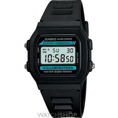Men's Casio Retro Alarm Chronograph Watch
