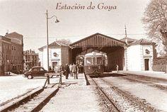 Estación de Goya MADRID