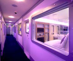 airport lounge access: Find an Alternative   Sleepbox   Yotel