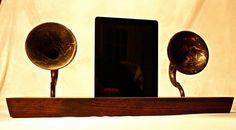 Acoustic iPad iPhone Speaker Horn - Radio - Stereo - The Symphony 2 Diy Electronics, Phone Accessories, Repurpose, Acoustic, Horns, Diys, Ipad, Inspire, Iphone