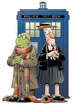 Doctor Who Parodies on Buzzfeed.com