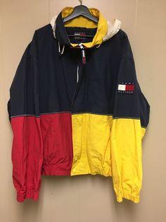 vintage tommy hilfiger jacket  | eBay
