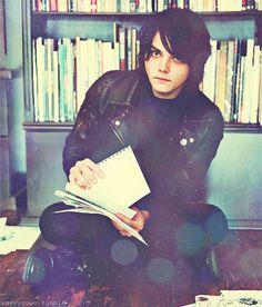 Gerard Way by ~wayyydown on deviantART