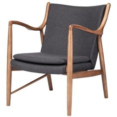 Mariana Arm Chair (€43) ❤ liked on Polyvore featuring home, furniture, chairs and accent chairs