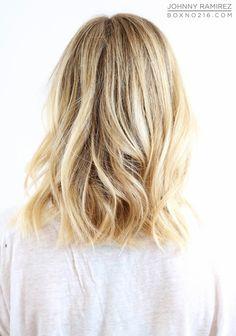 Hair Color by Johnny Ramirez • Ramirez|Tran Salon •