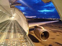 Boeing 757 (DHL) - Cargo