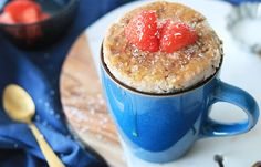 Delicious Cake Recipes, Yummy Snacks, Yummy Cakes, Yummy Food, Feel Good Food, Love Food, Food To Go, A Food, Low Carb Breakfast