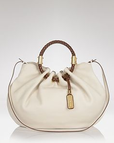 bloomingdales- coach handbag