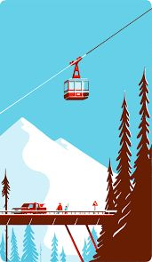 Paper toy (cable car)by Tom Haugomat on Behance Art And Illustration, Illustrations And Posters, Graphic Design Illustration, Graphic Art, People Illustrations, Design Illustrations, U2 Poster, Kunst Poster, Posca Art