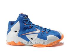 http://www.myjordanshoes.com/820312209-nike-lebron-11-white-orange-blue-gpebs.html 820-312209 NIKE LEBRON 11 WHITE ORANGE BLUE GPEBS Only $82.00 , Free Shipping!