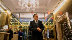 Mitt Romney says he was surprised Trump reached out to him for cabinet job #Politics #iNewsPhoto
