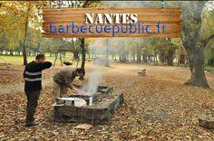 Barbecue public à Nantes (44)