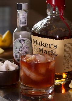 Ara Cocktail's (Jaume Davant): OLD FASHIONED