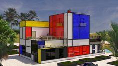 mondrian house せっかくならアーティスティックなお家に住みたい! なんて方、いらっしゃいませんか? もしいらしたら、このモンド […]