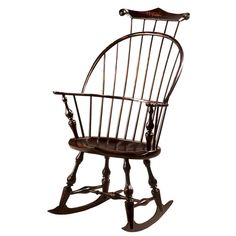 Image detail for -DIMES Windsor Chairs Rocking Chairs - Bowback Arm Rocking chair