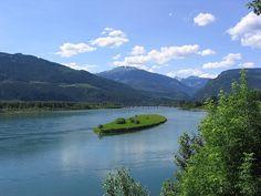 Columbia River in Revelstoke
