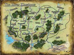 The River Kingdoms - The River Kingdoms