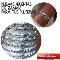 Nuevas #entrepiezas de #zamak para tus #pulseras en www.tierradeabalorios.com #abalorios #bisuteria #doityourself #hazlotumisma #CreaTuPropiaBisuteria #bracelets #metalcomponents #findings #fornituras