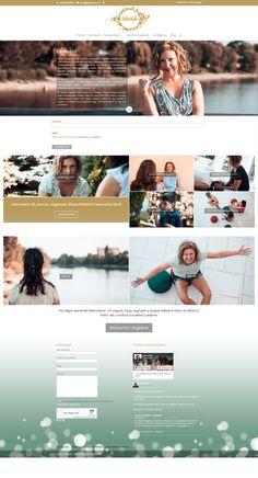 Lélekoldó egyéni szolgáltatói oldal.   Egyedi webáruház, weboldal  készítéshez írj a  kapcsolat@penta.team címre.  #ourprojects #webdesign   #vallalkozas #webshop #weboldal #pentateam Projects, Log Projects, Blue Prints